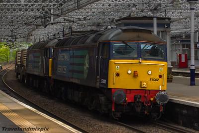 Class 47 & Class 57