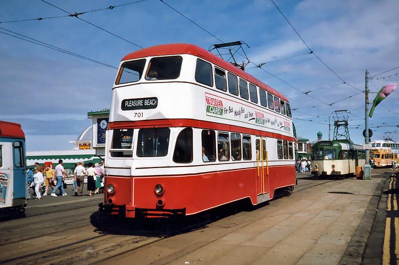 701 North Pier 17/7/1991