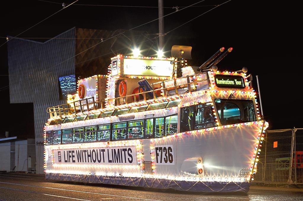 736 North Pier 2/11/2011