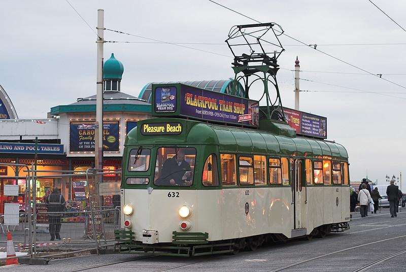 632 North Pier 2/11/2011