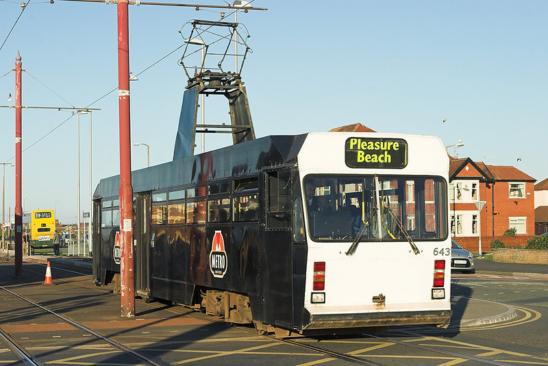 643 Little Bispham 6/11/2011