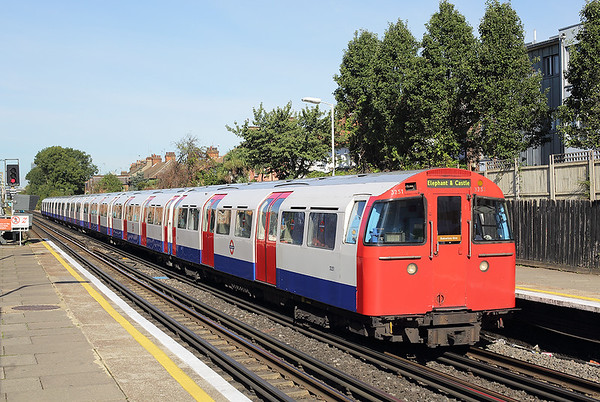 Bakerloo Line 3251, Harlesden 23/9/2016