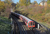 Central Line 91205, Grange Hill 17/11/2017