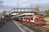 Central Line 91205, Barkingside 17/11/2017