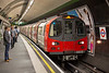 Northern Line 51532, Goodge Street 27/8/2013