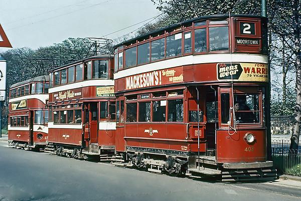 Leeds 408, West Park 8/5/1954