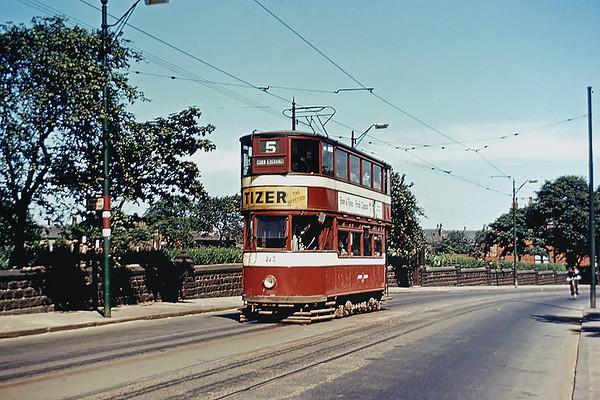 Leeds 223, Beeston 24/7/1955