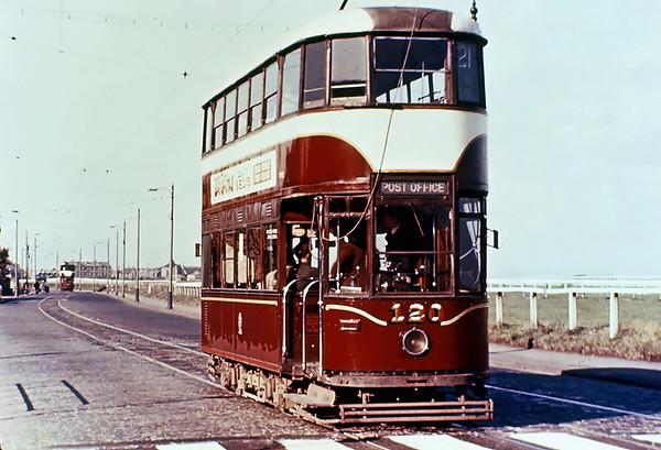 Edinburgh 120, Levenhall 6/10/1954