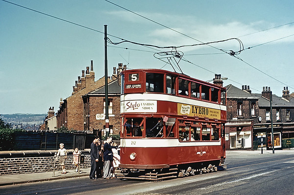 Leeds 212, Beeston Road 24/7/1955