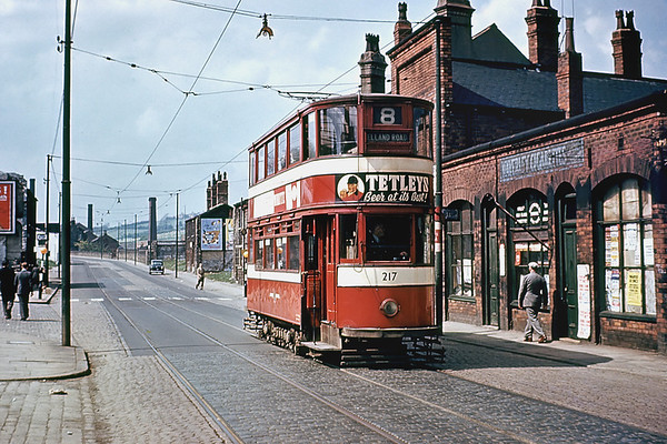 Leeds 217, Meanwood Road 18/6/1955