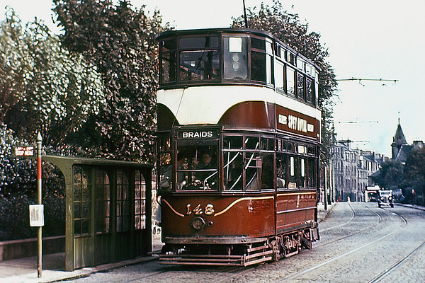 Edinburgh 148, Stanley Road 6/10/1954