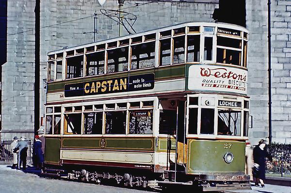 Dundee 27, Dundee 4/10/1954