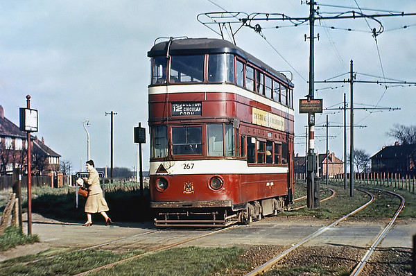 Leeds 267, Middleton Park Road 16/4/1955
