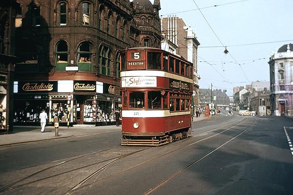Leeds 225, Vicar Lane 16/10/1955