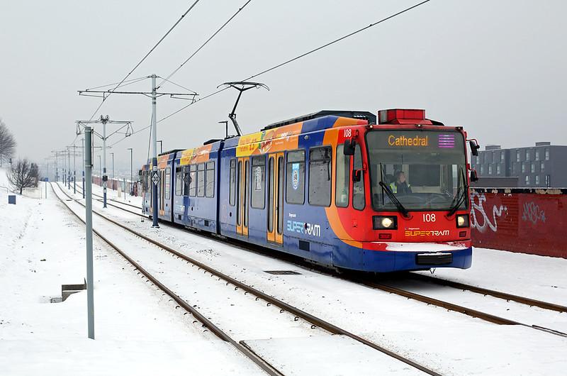 108 Sheffield Station 3/3/2018