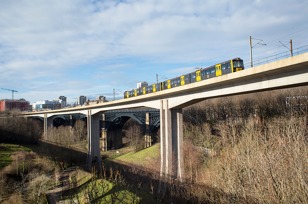 4061 and 4057, Byker 10/2/2014