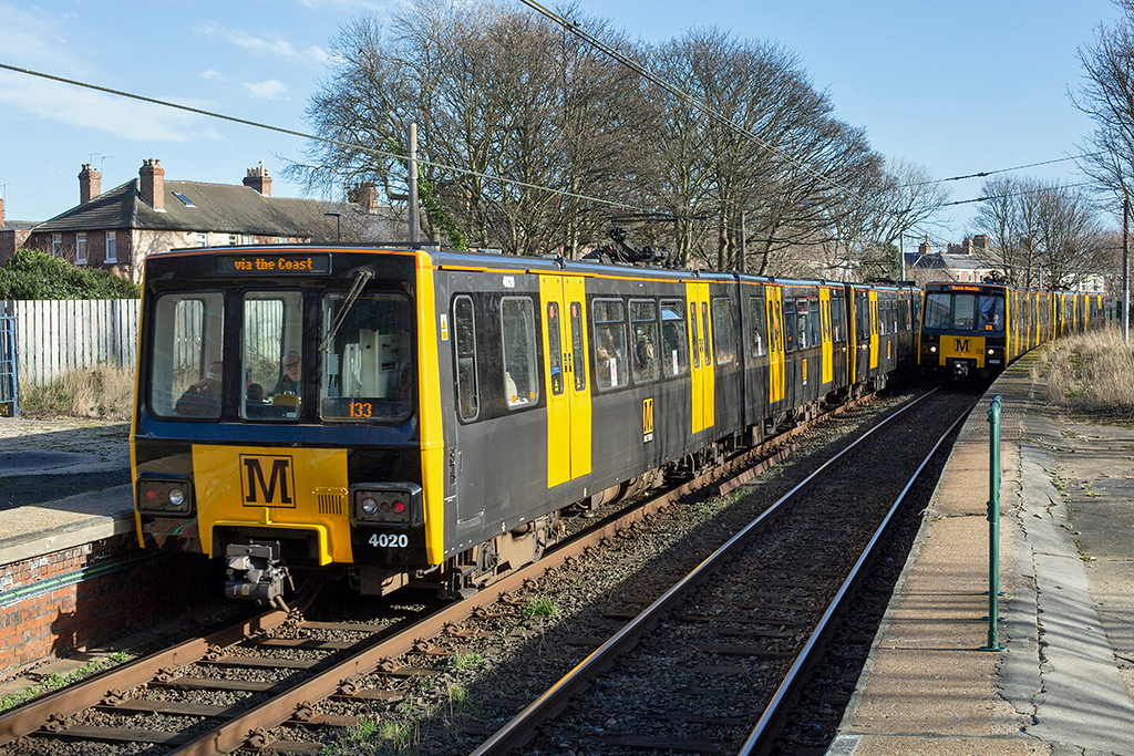 4020 and 4053, Whitley Bay 10/2/2014