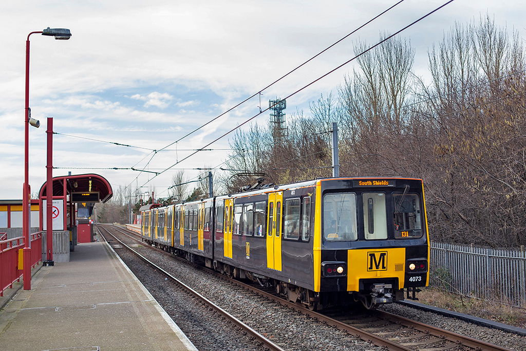 4073 and 4078, Bede 10/2/2014