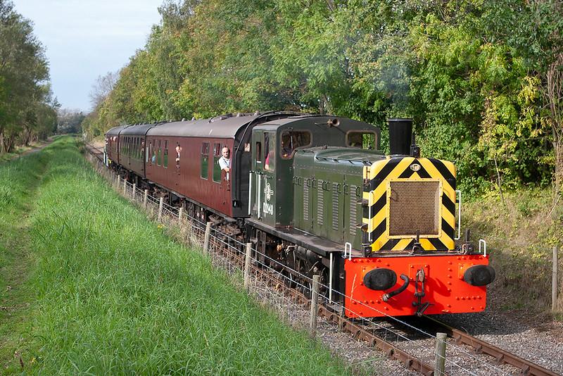 D2148 Preston Docks 1/10/2011