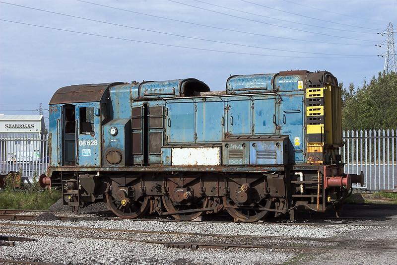 08628 Preston Docks 1/10/2011