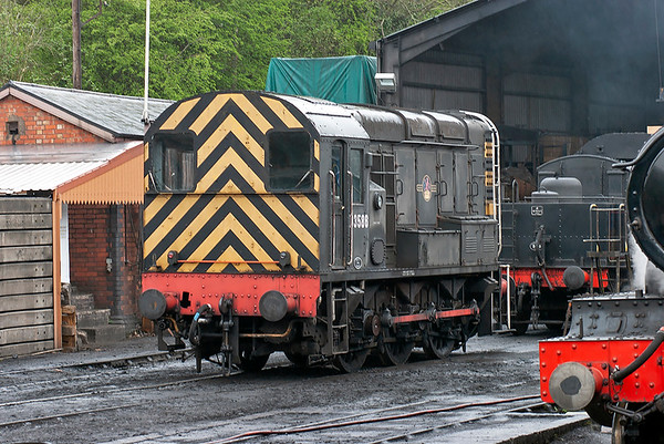 D3586 (08471), Bridgnorth 25/4/2008