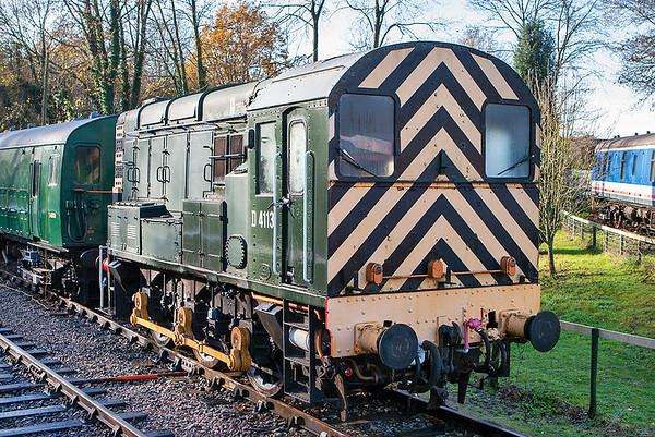 D4113 (09025) Shepherds Well 2/12/2011