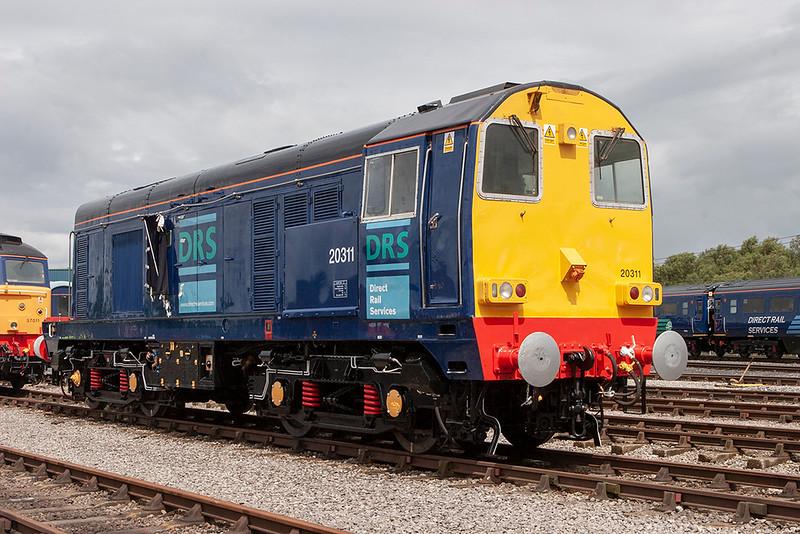 20311 Carlisle Kingmoor 7/7/2007