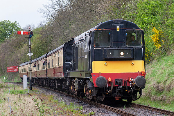 D8188 (20188) Bewdley 25/4/2008 1518 Arley-Kidderminster