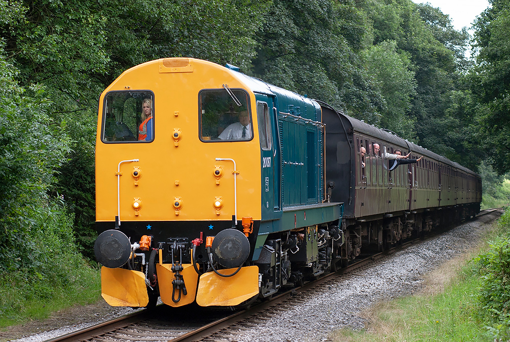 20087 Summerseat 8/7/2007<br /> 1F85 1604 Bury Bolton Street-Ramsbottom