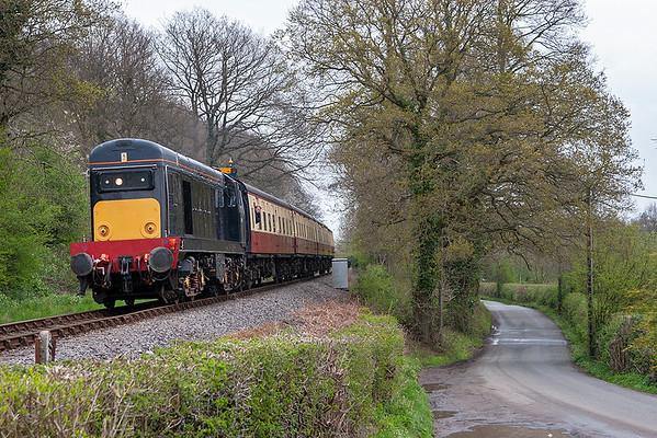 D8188 (20188), Northwood 25/4/2008 1410 Kidderminster-Arley
