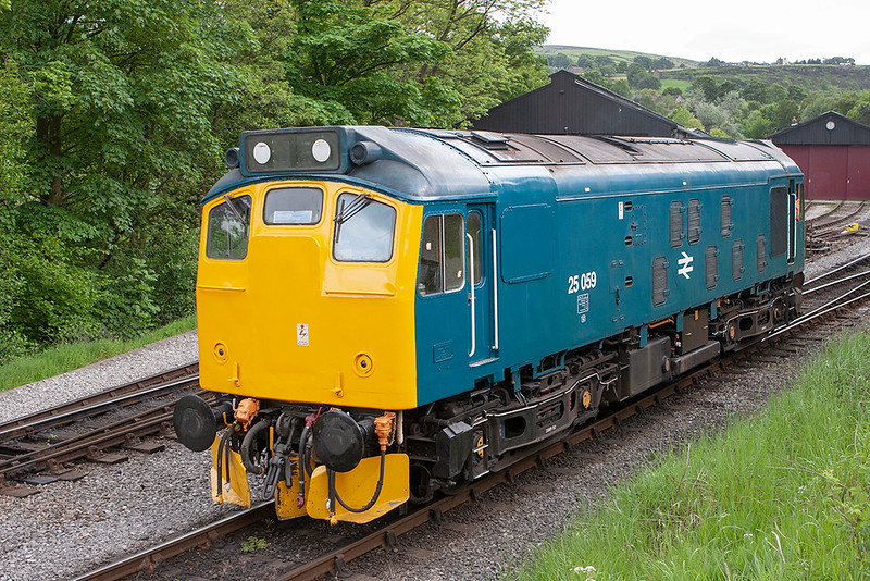 25059 Oxenhope 7/6/2009