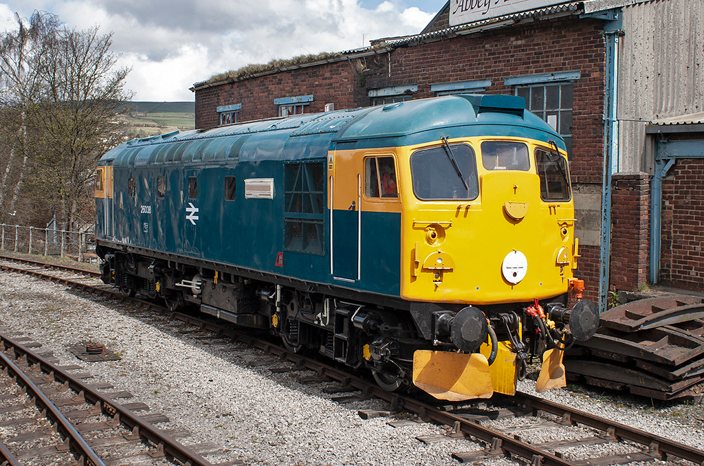 26038 Keighley 27/4/2013