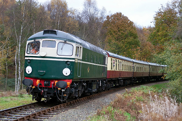 D5301 (26001) Backbarrow 11/11/2006 1200 Lakeside-Haverthwaite