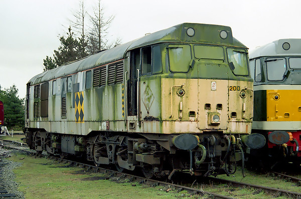 31200 Carnforth 17/1/2003