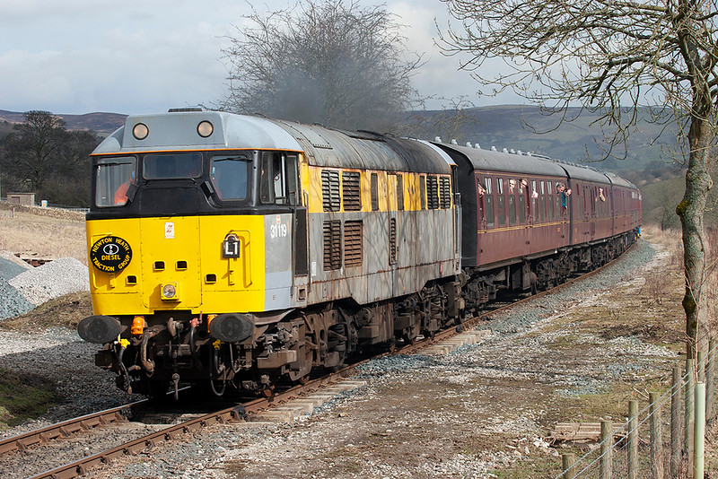 31119 Draughton 25/3/2006<br /> 1300 Bolton Abbey-Embsay