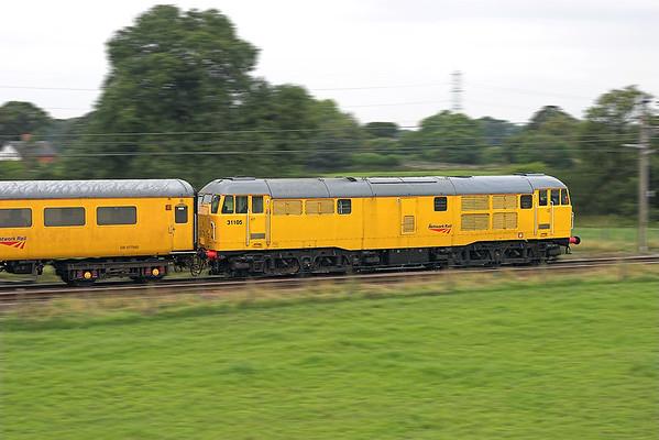 31105 Brock 29/9/2007 1Q06 0734 Derby RTC-Carnforth