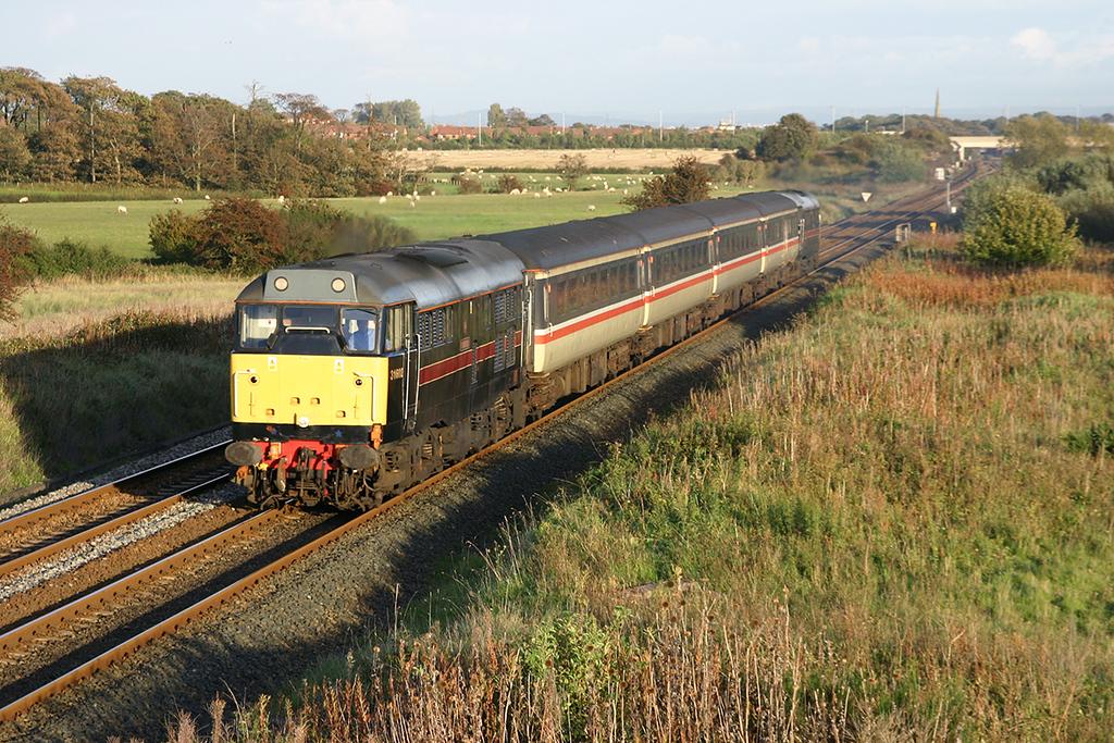 31602 and 31459 Wesham 23/9/2004