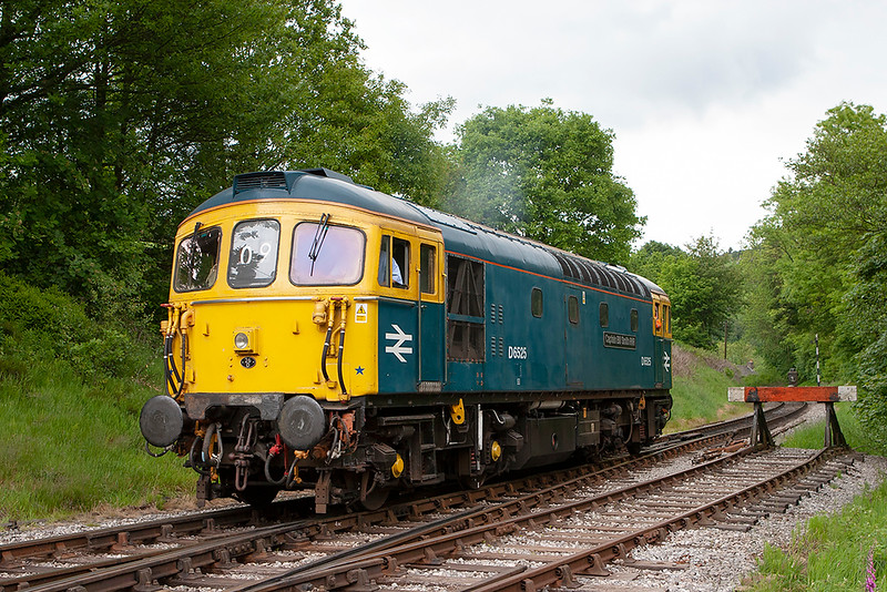 33109 Oxenhope 7/6/2009