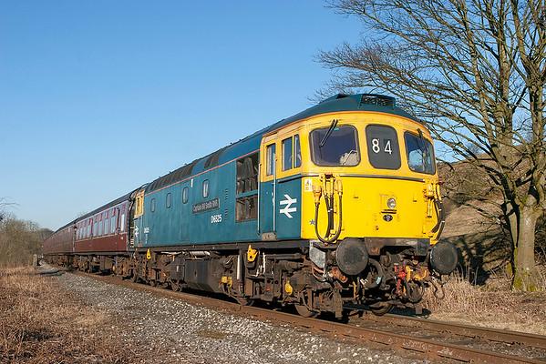 33109 Irwell Vale 7/3/2010 2J84 1616 Rawtenstall-Heywood