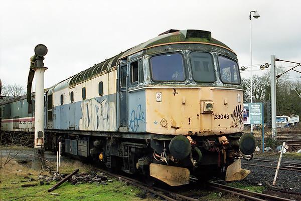 33046 Carnforth 17/1/2003