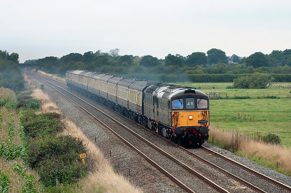 33103 and 33202 Hargrave 10/9/2005 1Z48 0627 Salisbury-Crewe