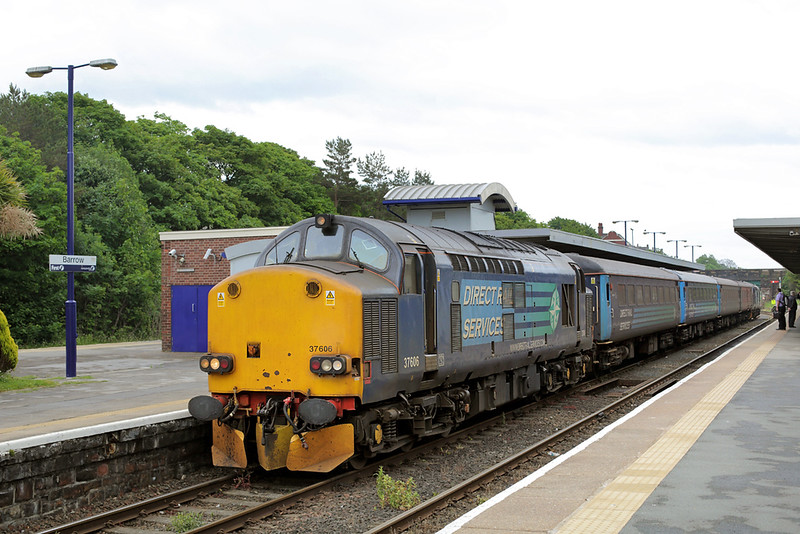 37606 Barrow-in-Furness 26/6/2015<br /> 5C47 1142 Barrow in Furness-Barrow CS