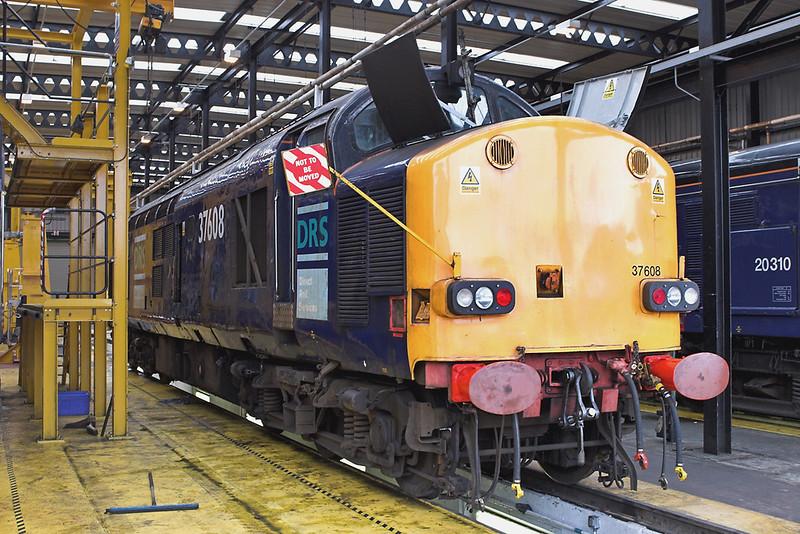 37608 Carlisle Kingmoor TMD 7/7/2007