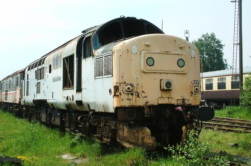 37222 Carnforth 31/5/2003
