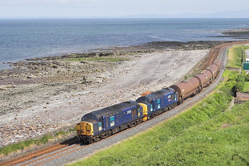 37029 and 37229 Parton 14/6/2006<br /> 6C23 0751 Carlisle Kingmoor-Sellafield