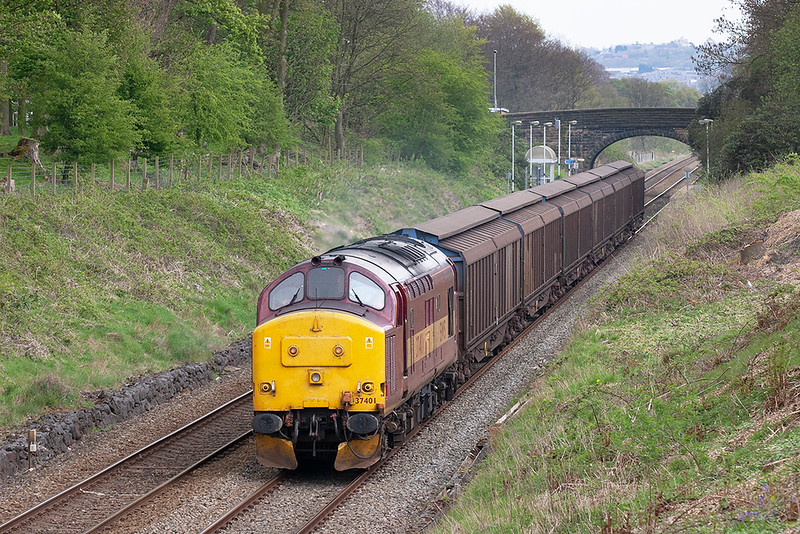 37401 Pleasington 22/4/2009<br /> 6F42 1415 Blackburn-Warrington Arpley