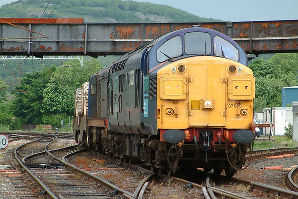 37029 and 20901, Carnforth 3/6/2006