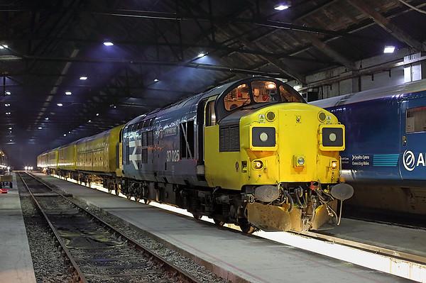 37025 Crewe 13/1/2018