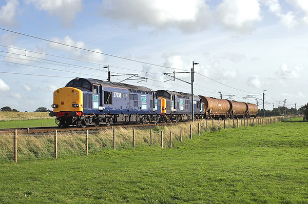 37038 and 37069 Brock 19/9/2006 6C27 1426 Sandbach-Sellafield