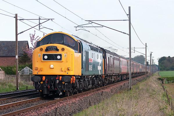 40145 Brock 5/5/2008 1Z57 0630 Barrow in Furness-Aberwystwyth